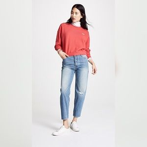 [Levi's] Made & Crafted Jane Crop High Rise Jeans